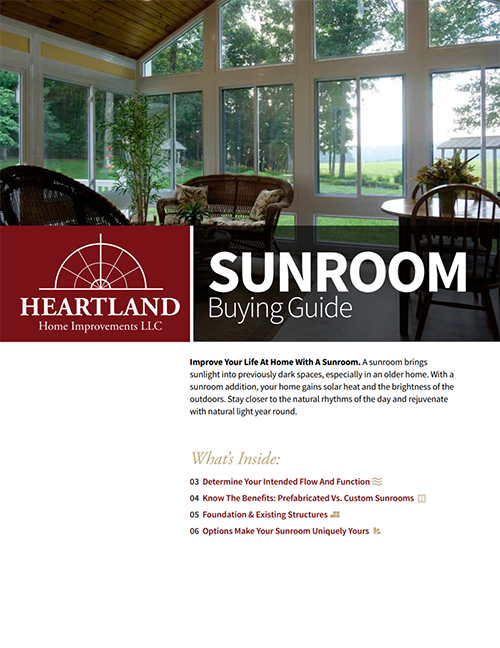 sunroom buying guide