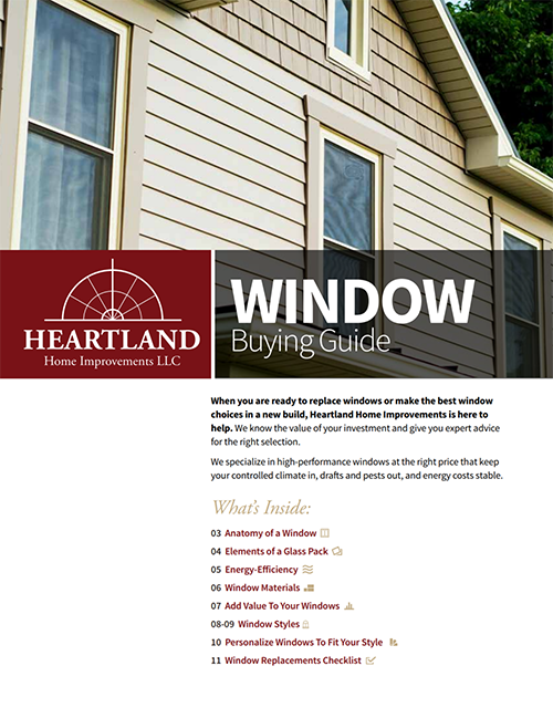 window buying guide