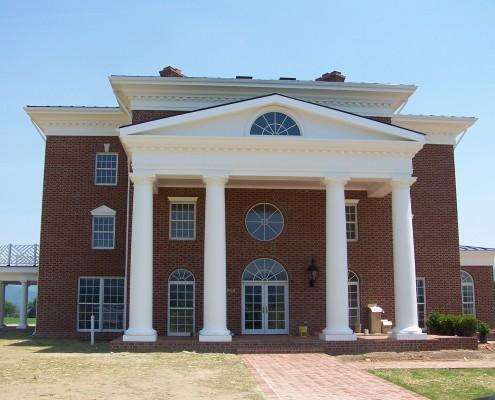 Columns, Harrisonburg