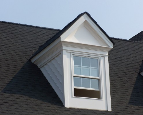 Windows with mullions