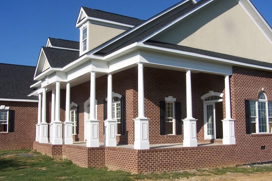 Porch Columns Design To Installation Free In Home Estimates