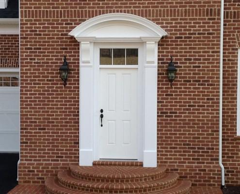 custom door installation from heartland