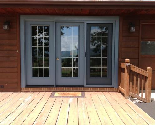 Exterior doors from Heartland