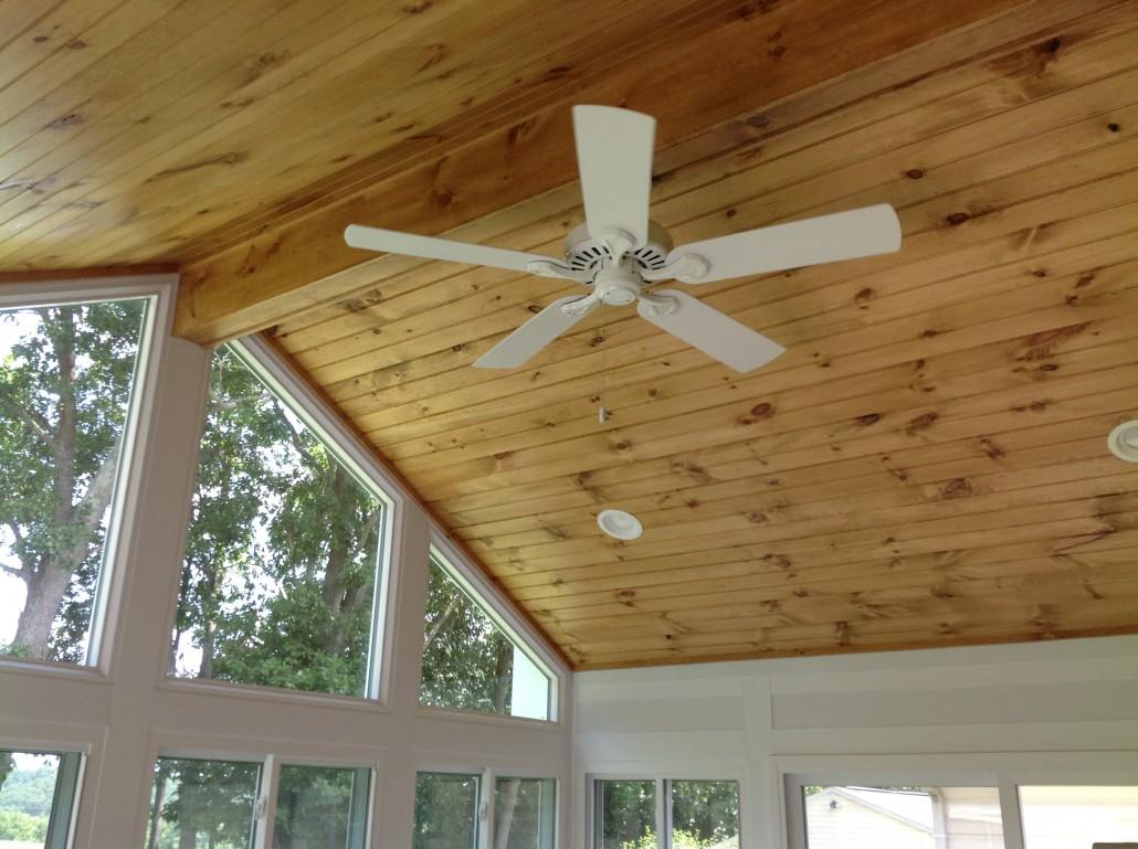 Sunrooms Prefab Vs Stick Built Construction What S