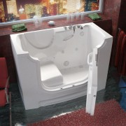 walk-in tub options from heartland
