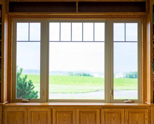 window installation by Heartland