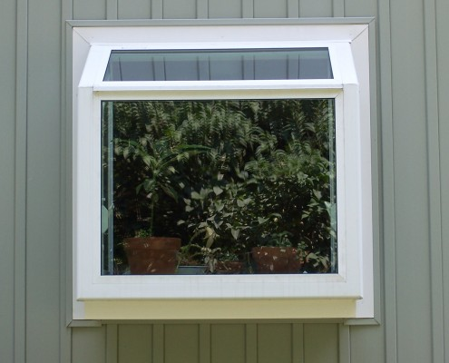 Custom window installation from heartland