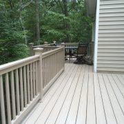 custom deck from heartland