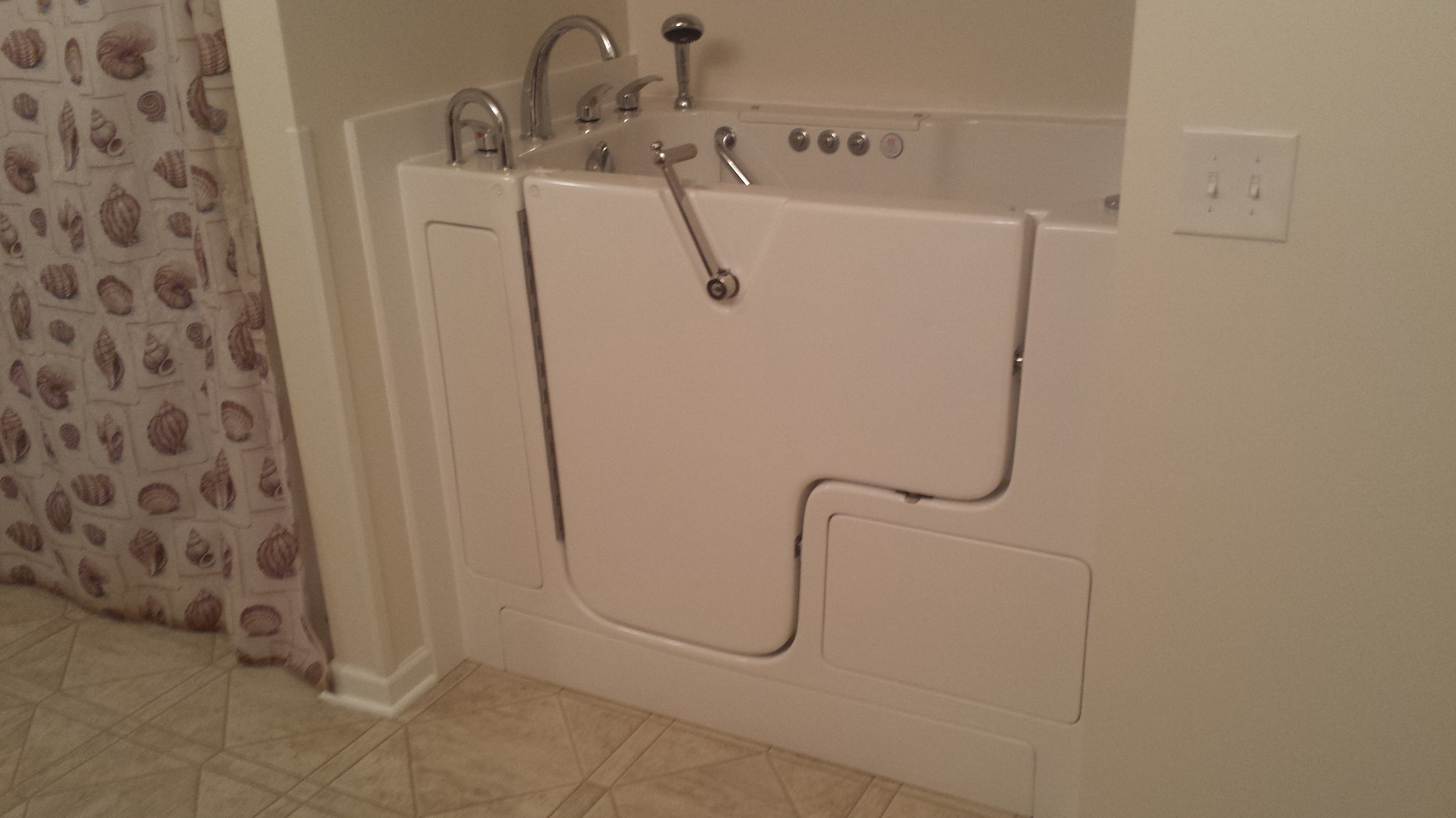 Age In Place With A Walk-In Bathtub From Heartland Home Improvements ...