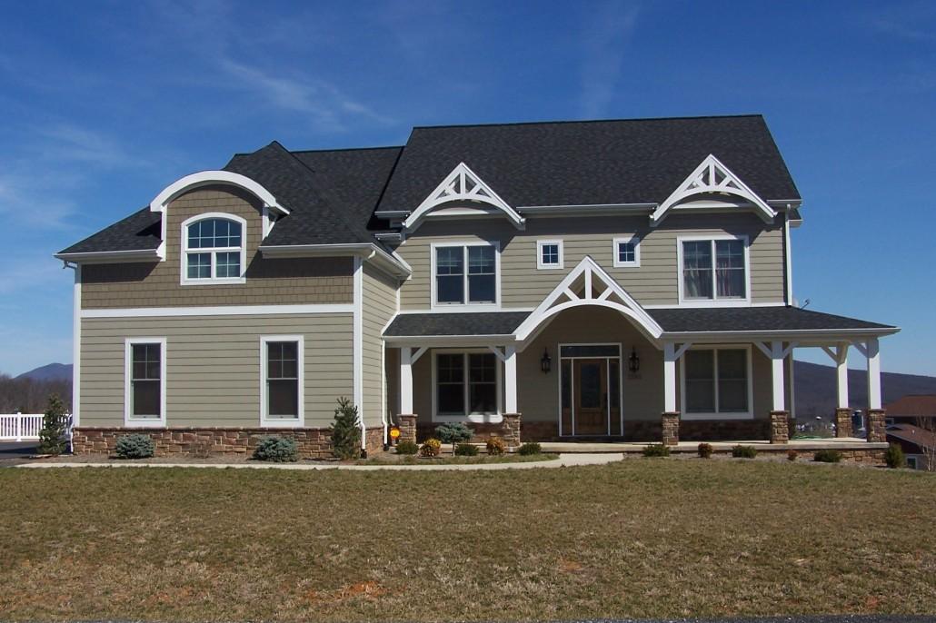 Siding And Trim Job Heartland Home Improvements Llc