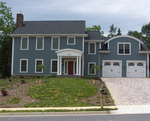 Fiber Cement Siding, Harrisonburg