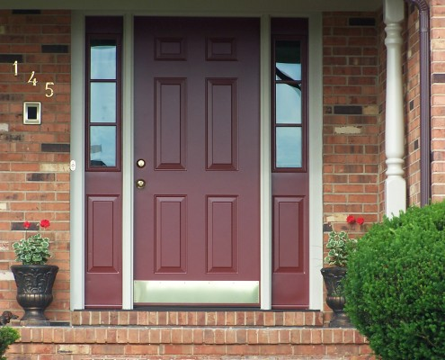 exterior doors from heartland