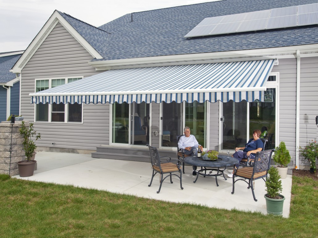 Awnings Affordably Shade Your Outdoor Living Space Free