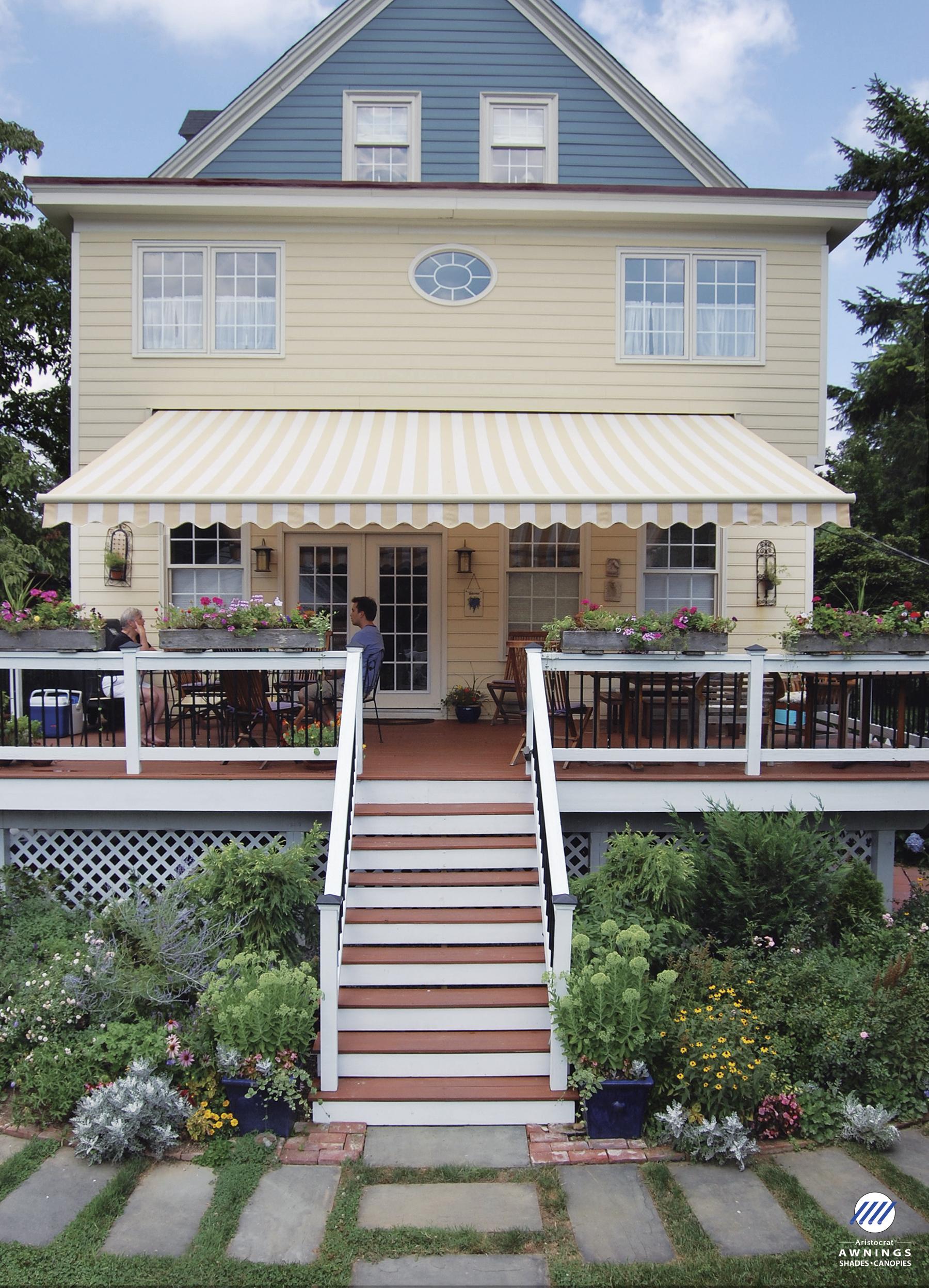 Estate Awning 1 Bra Heartland Home Improvements Llc