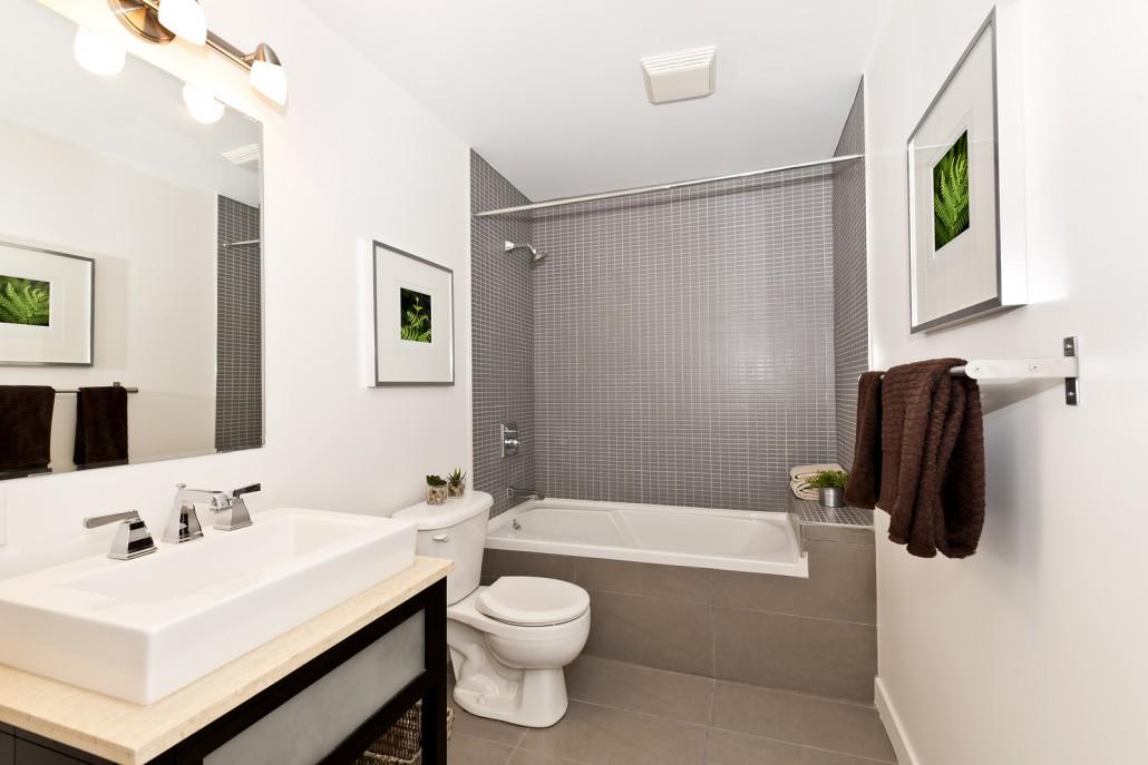 Bathroom Remodeling Harrisonburg Va bathroom remodels - heartland home improvements llc