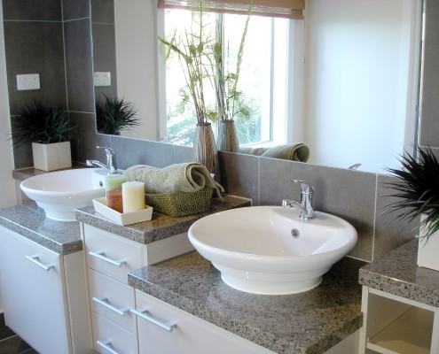 Modern Bathroom Remodels in Harrisonburg Virginia