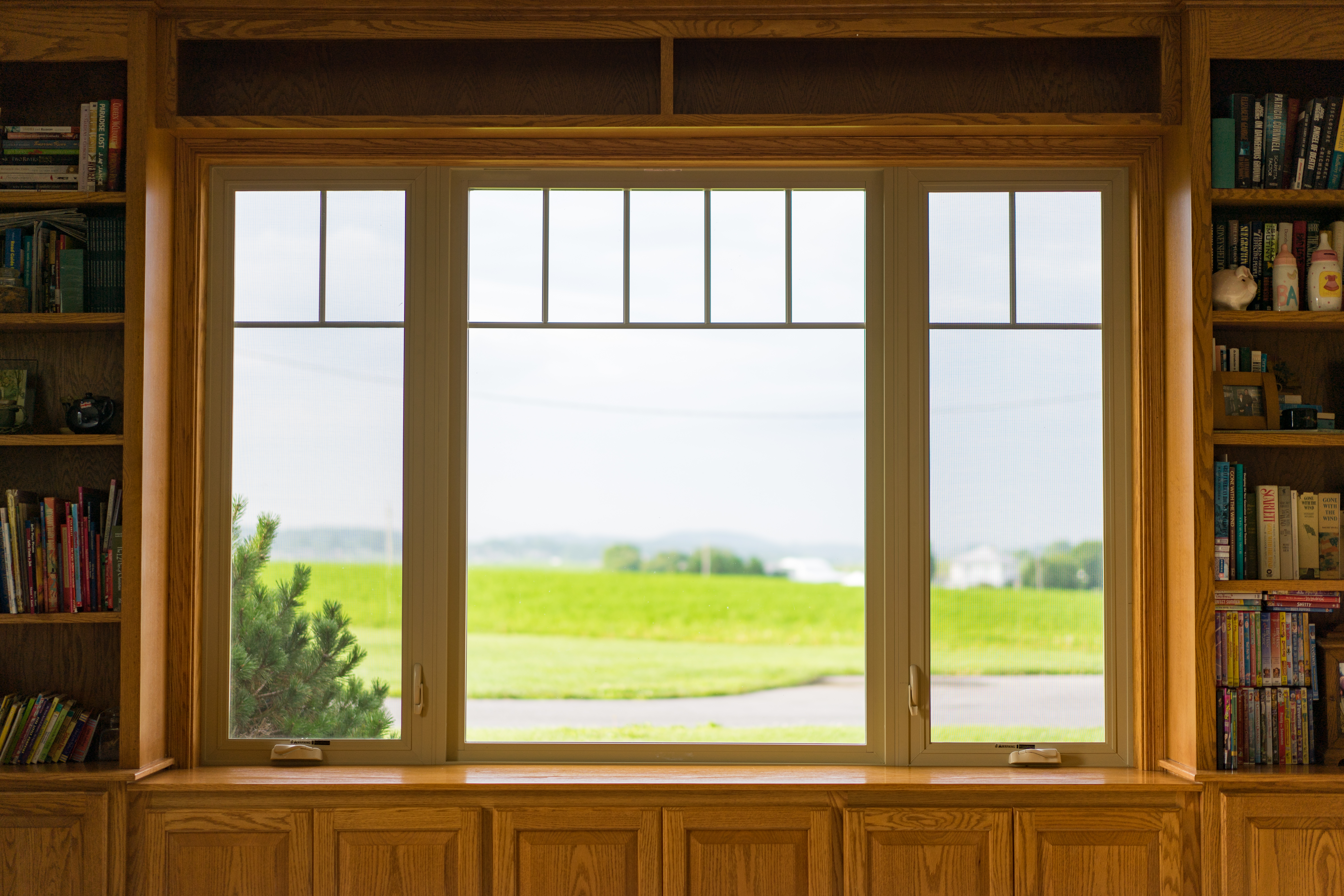 Heartland Home Improvements Offers Innovative Vinyl Windows That Are Low Maintenance