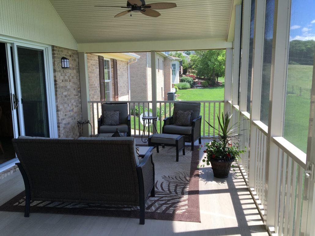 Screen Room Remodels Heartland Home Improvements