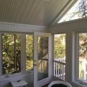 custom sunroom built by heartland
