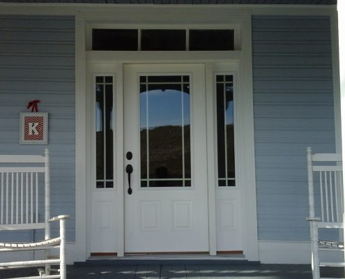 custom fit front doors from heartland