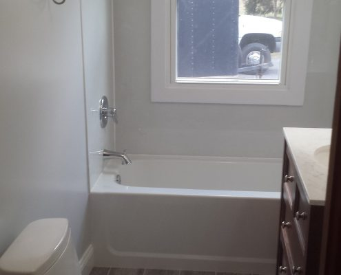 Bathroom Remodel In Elkton Va Heartland Home Improvements LLC - Home improvement bathroom remodel