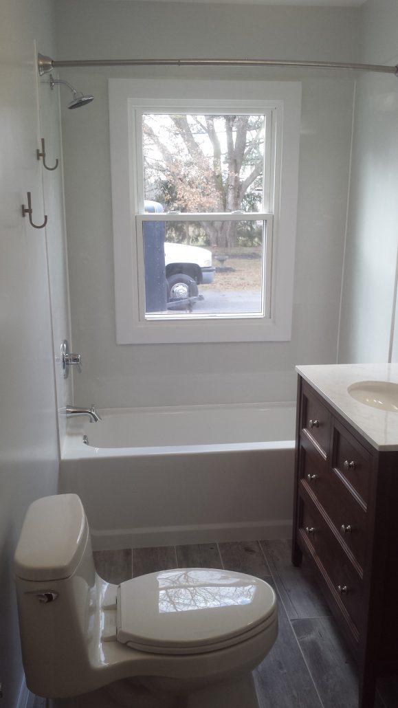 Bathroom Remodel In Elkton Va Heartland Home Improvements LLC Cool Bathroom Remodeling Va Property