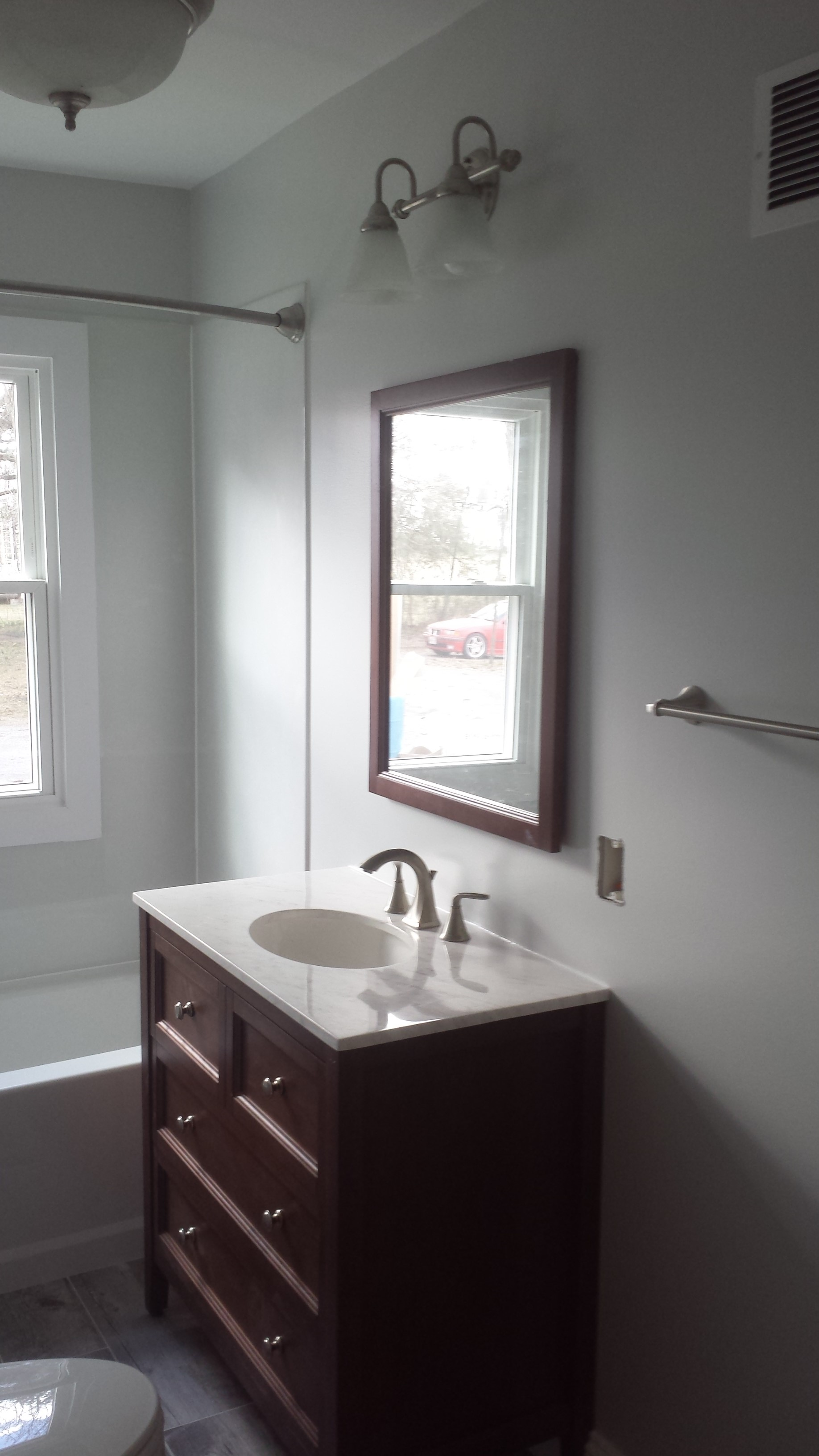 bathroom remodeling opens up your space