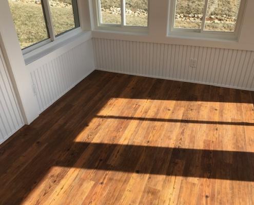 durable woodlike flooring