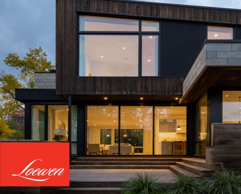 loewen windows and doors luxury